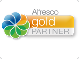 Smartway gets the gold partnership of Alfresco System